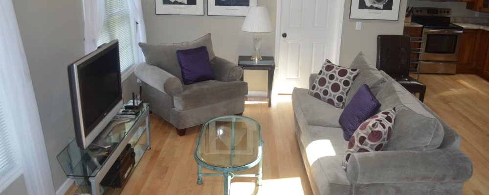 Living Room At Carraig Dale