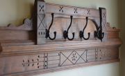 Carraig Dale Coat Rack