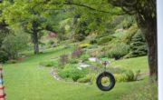 Beautiful Garden in Door County Wisconsin
