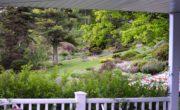 Carraig Mor Garden From Porch